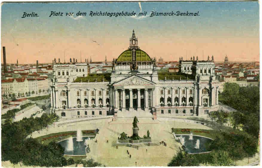 Reichstagsgebäude PK004