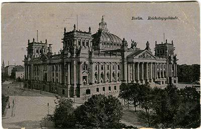 Historische Postkarten Berlin 002