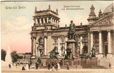 Historische Postkarten Berlin 003