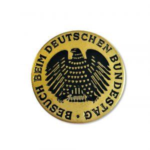 antike Bundestagsbrosche 004