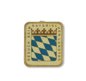 antike brosche bayer 25
