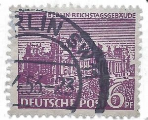 Briefmarke Berlin 002