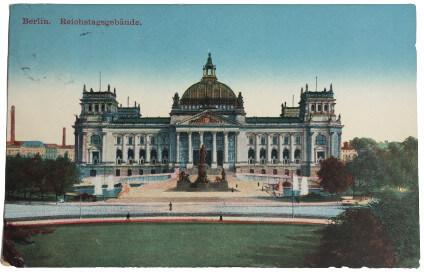 antike souvenir berlin postkarte 003