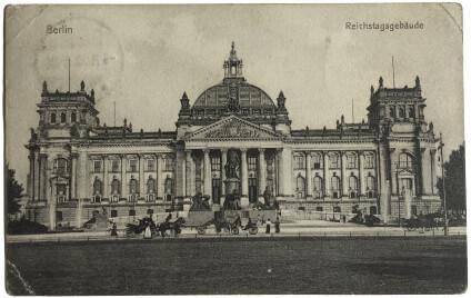 antike souvenir berlin postkarte 005