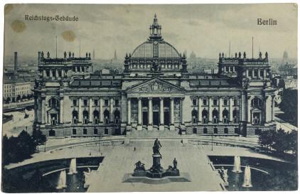 antike souvenir berlin postkarte 006